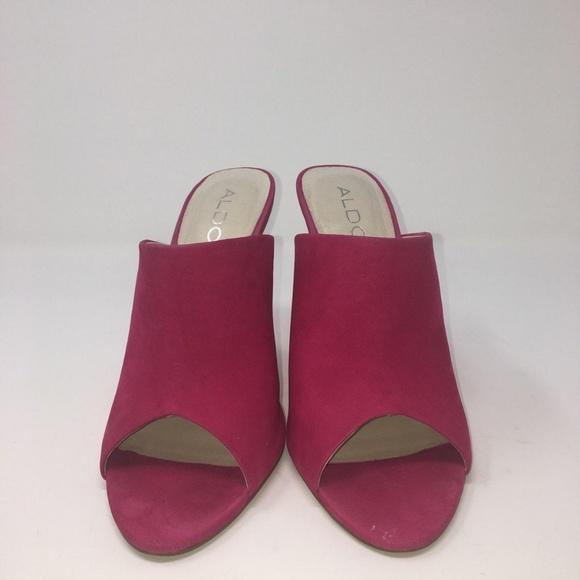 1be44f74f923b Aldo Shoes | Mules | Poshmark
